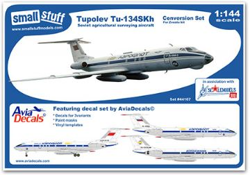 Tu-134SKh Conversion (144)